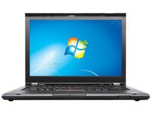 "ThinkPad T Series T430 (23427YU) Notebook Intel Core i5 3320M (2.60GHz) 4GB Memory 500GB HDD Intel HD Graphics 4000 14.0"" ..."