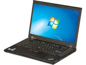 "ThinkPad W Series W510 Intel Core i7-720QM 1.6GHz 15.5"" Windows 7 Professional Notebook"