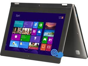 "Lenovo Yoga Intel Core i5 4GB Memory 128GB SSD 11.6"" Touchscreen Ultrabook Windows 8 64-Bit"