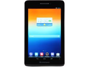 "Lenovo 7.0"" S5000 (59387313) MTK MT8125 (1.20 GHz) 1 GB Memory Android 4.2 (Jelly Bean) Tablet"