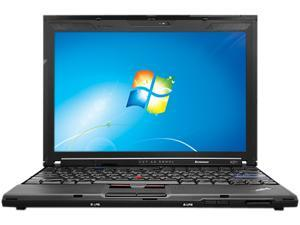 "ThinkPad X201 Notebook Intel Core i5 2.5GHz 4GB Memory 160GB HDD 12.1"" Windows 7 Home Premium"