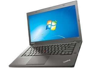 "ThinkPad T Series T440 (20B6006CUS) Intel Core i5 4200U(1.60GHz) 14.0"" Windows 7 Professional 64bit Notebook"