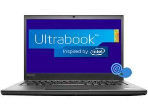"ThinkPad T Series T440s (20AQ004GUS) Intel Core i5 4 GB Memory 256 GB SSD 14"" Touchscreen Ultrabook Windows 7 Professional ..."
