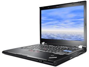"ThinkPad Laptop T420 Intel Core i5 2.5 GHz 4 GB Memory 320 GB HDD Integrated Graphics 14.1"" Windows 7 Home Premium"