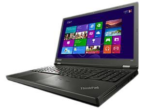 "ThinkPad W540 (20BG0011US) Notebook Intel Core i7 4700MQ (2.40GHz) 8GB Memory 500GB HDD NVIDIA Quadro K1100M 15.6"" Windows ..."