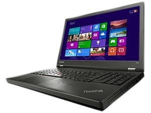 "ThinkPad W540 (20BG0016US) 15.6"" Windows 7 Professional Pre-installed with Windows 8 recovery disks Mobile Workstation"