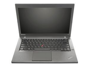 "Lenovo ThinkPad T440 20B6002ACA 14"" LED Ultrabook - Intel - Core i5 i5-4300U 1.9GHz - Graphite Black"