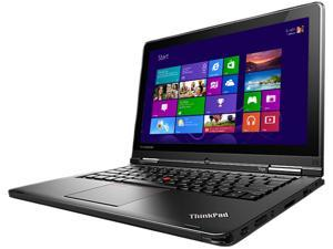 "ThinkPad Yoga 2in1 / Ultrabook -  Core i5 4GB RAM 128GB SSD 12.5"" Touchscreen Windows 8.1 (20CD00B4US)"