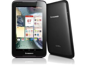 "Lenovo IdeaTab A1000L 8GB Tablet - 7"" - MediaTek - Cortex A9 MT8317 1.2GHz - Black"