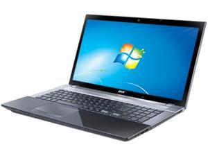 "Acer Aspire V3-731-4634 Intel Pentium B960 2.2GHz 17.3"" Windows 7 Home Premium 64-Bit Notebook"