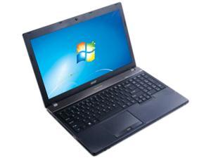 "Acer Laptop TravelMate TMP653-V-6850 Intel Core i5 3rd Gen 3340M (2.7 GHz) 8 GB Memory 500 GB HDD HD 4000 15.6"" Windows 8 Professional with Downgrade rights to Windows 7 Professional"