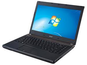 "Acer TravelMate TMP643-M-6894 Intel Core i5-3230M 2.6GHz 14.0"" Windows 7 Professional 64-Bit Notebook"