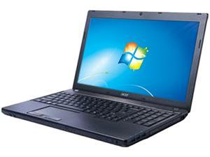 "Acer TravelMate TMP653-M-6861 Notebook Intel Core i5 3230M (2.60GHz) 4GB Memory 500GB HDD Intel HD Graphics 4000 15.6"" Windows ..."