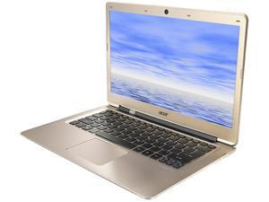 "Acer Aspire S3-371-6663 Intel Core i3-3217U 1.8GHz 13.3"" Windows 7 Home Premium 64-Bit Notebook"