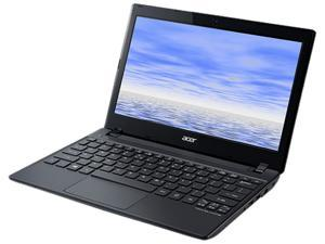 "Acer TravelMate B TMB113-E-2409 Notebook Intel Celeron 1017U (1.60GHz) 4GB Memory 320GB HDD Intel GMA HD Graphics 11.6"" Windows ..."