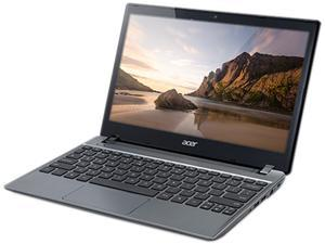 "Acer C710-2827 Chromebook Intel Celeron 1007U(1.5GHz) 11.6"" Chrome OS"
