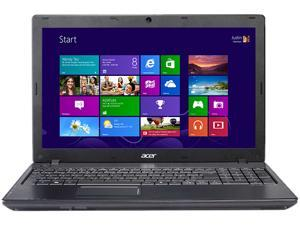 Acer TravelMate TMP455-M-6401 (NX.V8MAA.003) Notebook Intel Core i5 4200U (1.60GHz) 4GB Memory 500GB HDD Intel HD Graphics ...