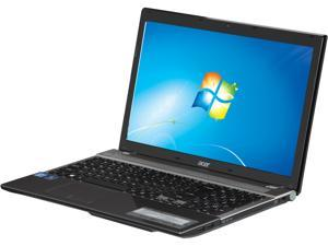 "Acer Aspire V3-571-6492 15.6"" Windows 7 Home Premium 64-Bit Laptop"