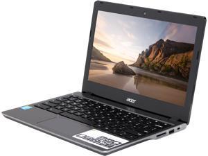 """Acer Chromebook C720-2848 Intel Celeron 2955U 2GB RAM 16GB SSD 11.6"""" Chrome OS"""