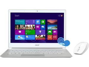 Acer S7-391-6413 Intel Core i5 4GB Memory 128GB SSD Touchscreen Notebook Windows 8