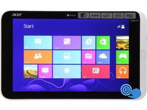 """Acer Iconia Tab W Series W3-810-1416 64GB 8.1"""" Tablet"""