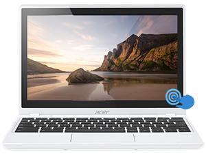 """Acer Aspire C720P-2457 Chromebook Intel Celeron 4GB Memory 32GB SSD 11.6"""" Touchscreen Chrome OS"""