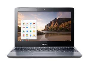 """Acer Aspire C720-3605 Chromebook Intel Core i3 4005U (1.7 GHz) 4 GB Memory 32 GB SSD 11.6"""" Chrome OS"""