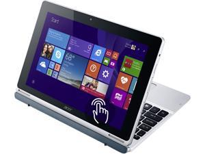 "Acer Aspire Switch 10 SW5-012-14HK 2-in-1 Laptop Intel Atom Z3735F (1.33 GHz) 64 GB SSD Intel HD Graphics Shared memory 10.1"" Touchscreen Windows 8.1 Pro 32-Bit"