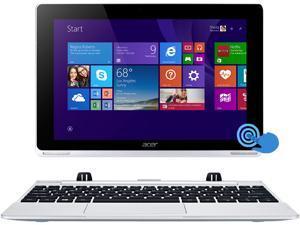 "Acer Aspire Switch 10 (SW5-012-16AA) Intel Atom Z3735F (1.33GHz) 2 GB DDR3L Memory 32GB SSD 10.1"" IPS Touchscreen 2in1 Tablet Windows 8.1 64-Bit"