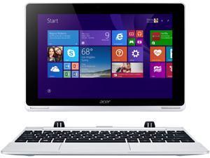 "Acer  Aspire Switch 10  SW5-012-16AA  Intel Atom  2GB  Memory 64GB Internal Storage 10.1""  Touchscreen 2in1 Tablet Windows 8.1 32-Bit with Bing"