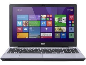 """Acer Laptop Aspire V3-572-734Y Intel Core i7 5500U (2.40GHz) Full HD 8GB Memory 1TB HDD Intel HD Graphics 5500 15.6"""" Windows 8.1"""