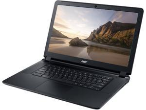 "Acer C910-C37P Laptop Intel Celeron 3205U (1.50 GHz) 4 GB Memory 32 GB SSD 15.6"" Chrome OS"