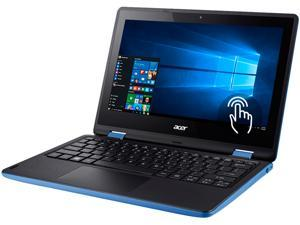 "Acer Aspire R R3-131T-C1Z5-US Ultrabook Intel Celeron N3150 (1.60 GHz) 4 GB DDR3L Memory 500 GB HDD Intel HD Graphics 11.6"" Touchscreen 1366 x 768 Windows 10 Pro 64-Bit (English)"