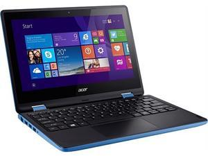 "Acer Aspire R R3-131T-C1Z5-US Intel Celeron N3150 (1.60 GHz) 4 GB DDR3L Memory 500 GB HDD Intel HD Graphics 11.6"" Touchscreen 1366 x 768 Ultrabook Windows 10 Pro 64-Bit (English)"