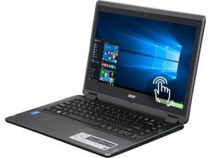 "Acer Laptop Aspire R 14 R3-471T-76BM Intel Core i7 5500U (2.40 GHz) 8 GB DDR3L Memory 1 TB HDD Intel HD Graphics 5500 14.0"" Touchscreen Windows 10 Home 64-Bit"
