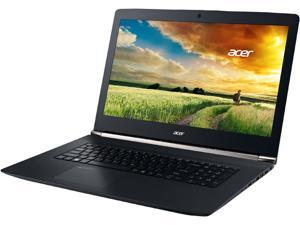 "Acer Aspire V Nitro VN7-792G-75RU Gaming Laptop Intel Core i7 6700HQ (2.60 GHz) 16 GB Memory 1 TB HDD NVIDIA GeForce GTX 960M 4 GB GDDR5 17.3"" Windows 10 Home"
