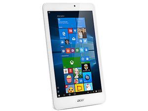 "Acer ICONIA W1-810-14ZE 32 GB Net-tablet PC - 8"" - In-plane Switching (IPS) Technology - Wireless LAN - Intel Atom Z3735G Quad-core (4 Core) 1.33 GHz - White"