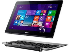 "Acer Aspire Switch 11 V SW5-173P-61RD 2-in-1 Laptop Intel Core M 5Y10c (0.80 GHz) 128 GB SSD Intel HD Graphics 5300 Shared memory 11.6"" Touchscreen Windows 10 Pro 64-Bit"