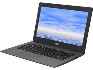 "Acer Laptop Aspire AO1-131-C1G9 Intel Celeron N3050 (1.60 GHz) 2 GB Memory 32 GB Internal Storage 11.6"""