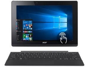 "Acer Aspire Switch 10 E SW3-013-106W Ultrabook Intel Atom Z3735F (1.33 GHz) 32 GB Flash memory SSD Intel HD Graphics Shared memory 10.1"" Touchscreen Windows 10 Home 32-Bit"