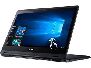 "Acer Aspire R 14 R5-471T-79YN 2-in-1 Laptop Intel Core i7 6500U (2.50 GHz) 512 GB SSD Intel HD Graphics 520 Shared memory 14"" Touchscreen Windows 10 Home"