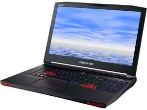 "Acer Predator 17 G9-792-73UG Gaming Laptop Intel Core i7 6th Gen 6700HQ (2.60 GHz) 32 GB Memory 1 TB HDD 1 TB SSD NVIDIA GeForce GTX 980M 8 GB GDDR5 17.3"" Windows 10 Home"