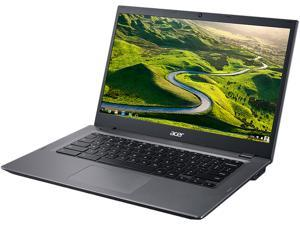"Acer CP5-471-35T4 Chromebook Intel Core i3 6th Gen 6100U (2.30 GHz) 4 GB LPDDR3 Memory 14.0"" Chrome OS"