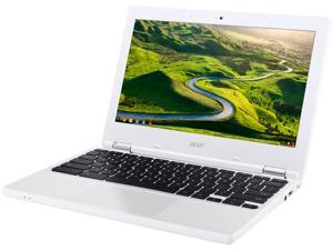 "Acer CB3-131-C3SZ Chromebooks Intel Celeron N2840 (2.16 GHz) 2 GB Memory 16 GB Internal storage SSD 11.6"" Chrome OS"