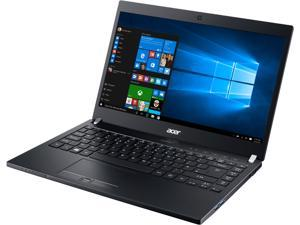 "Acer TravelMate P6 TMP648-MG-789T-US Ultrabook Intel Core i7 6th Gen 6500U (2.50 GHz) 256 GB SSD NVIDIA GeForce 940M 2 GB 14"" Windows 7 Professional 64-Bit (Downgrade from Windows 10 Pro)"