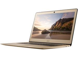 "Acer CB3-431-C6ZB Chromebook Intel Celeron N3160 (1.60 GHz) 4 GB LPDDR3 Memory 32 GB Flash 14.0"" Chrome OS"