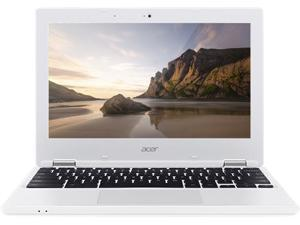 "Acer CB3-131-C3SZ Chromebook Intel Celeron N2840 (2.16 GHz) 2 GB DDR3L Memory 16 GB Flash SSD 11.6"" Chrome OS (Manufacturer Recertified)"