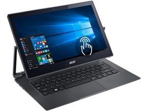 "Acer Aspire R R7-371T-70NC Ultrabook Intel Core i7 5500U (2.40 GHz) 512 GB SSD Intel HD Graphics 5500 Shared memory 13.3"" Touchscreen Windows 10 Home 64-Bit"