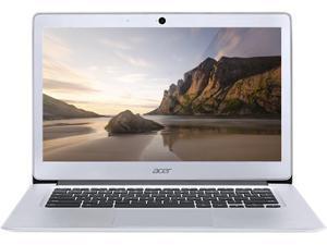 """Acer CB3-431-C5FM Chromebook Intel Celeron N3160 (1.60 GHz) 4 GB LPDDR3 Memory 32 GB Flash SSD 14.0"""" Chrome OS"""