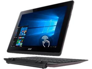 "Acer Aspire Switch 10 E SW3-013-1566 2-in-1 Laptop Intel Atom Z3735F (1.33 GHz) 32 GB Flash memory SSD Intel HD Graphics Shared memory 10.1"" Touchscreen Windows 10 Home 32-Bit (Manufacturer Recertifie"